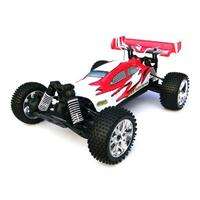 BSD Racing Buggy 4WD 1:10 2.4GHz EP Автомобиль (Red RTR Version)[BS701G-Red]
