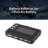 RC89600 3 in 1 Battery Balancer LCD Display Checker
