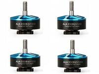 Racerstar AirA 2508 1200KV 4-6S Brushless Motor for Long Range FPV Drone (4pcs)